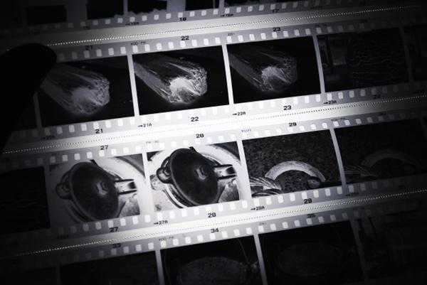 ネガやAPSフィルムの整理